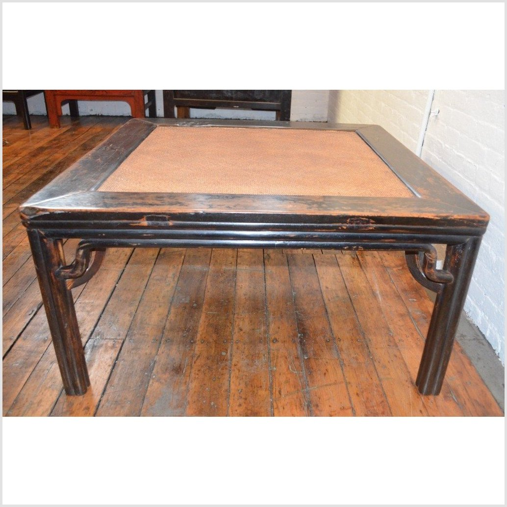 Chinese Elm Ming Style Coffee Table