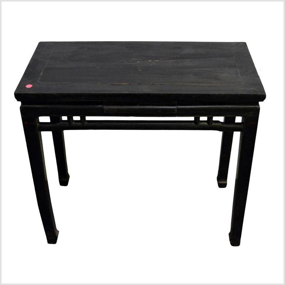 Dark Stained Altar Table
