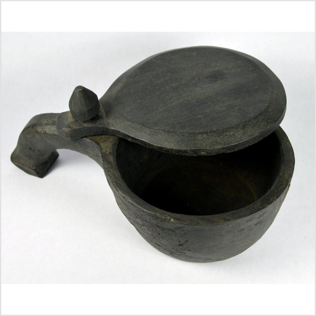 Hand Carved Mortar