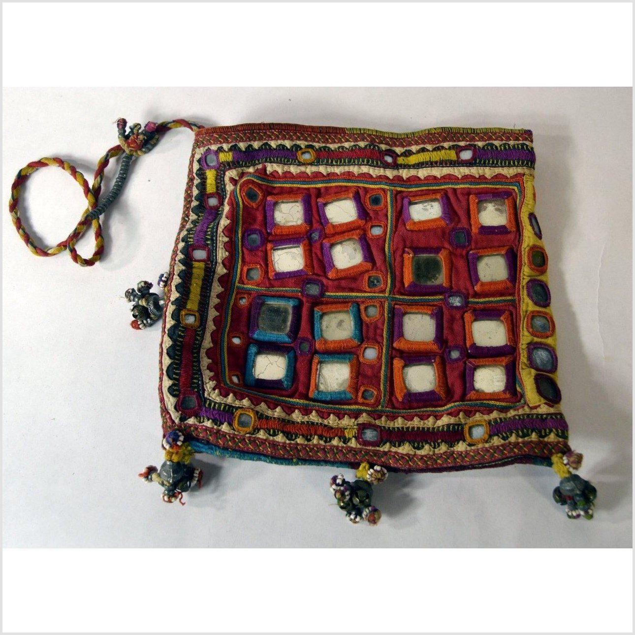 Indian Traditional Pouch