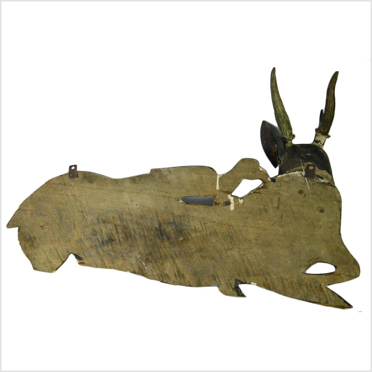 Indonesian Deer  Wall Plaque