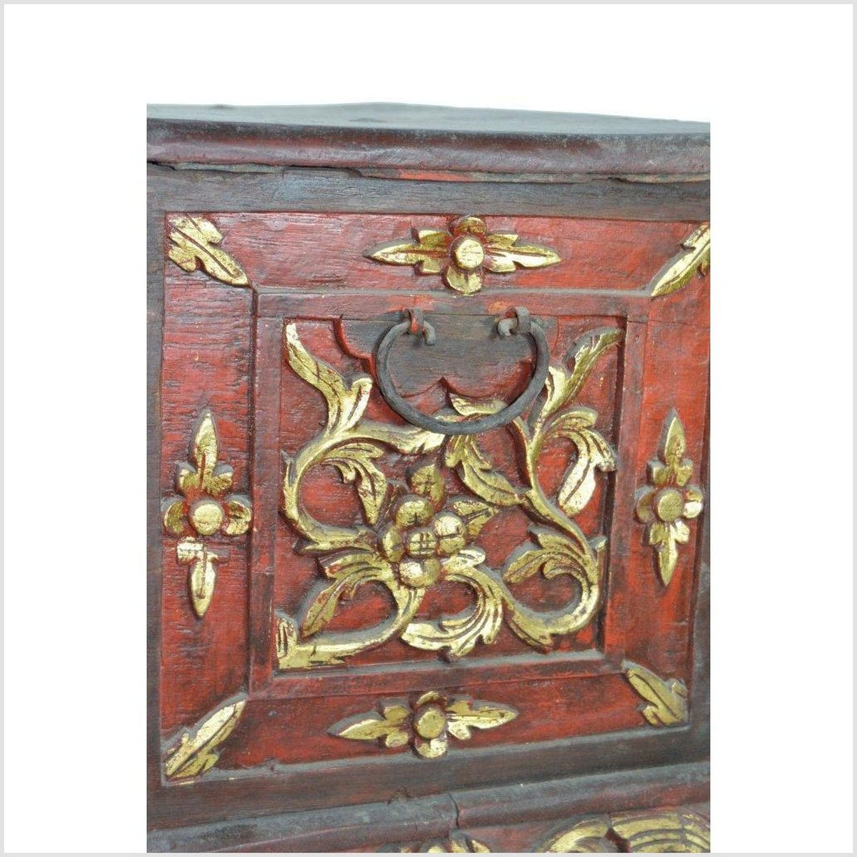Indonesian Madura Treasure Chest