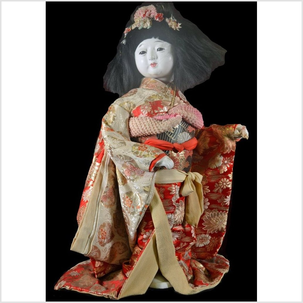 Japanese Doll, Kyoto made