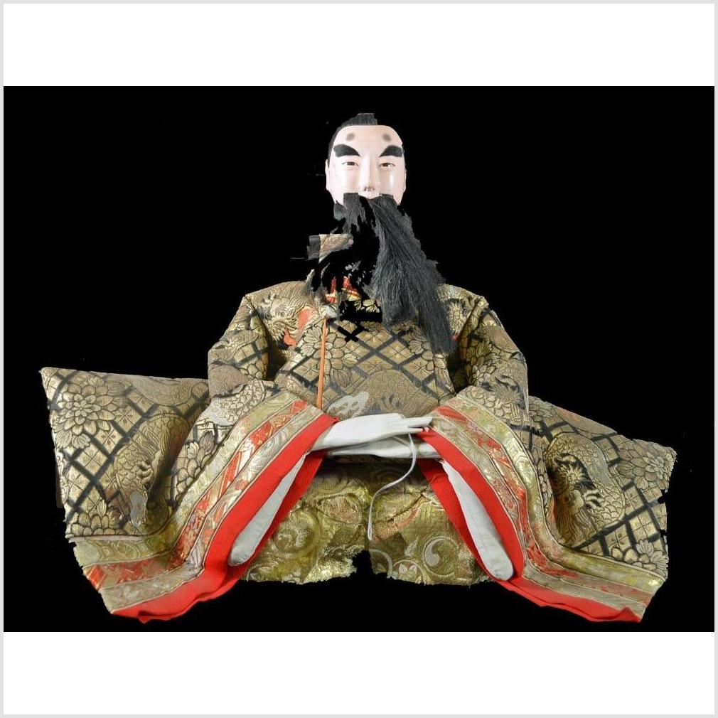Japanese Doll, Taisho Period