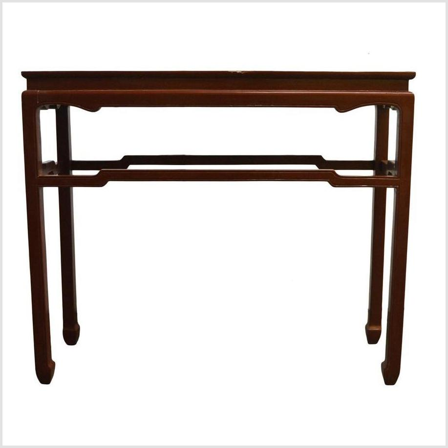 Lacquered Alter Table
