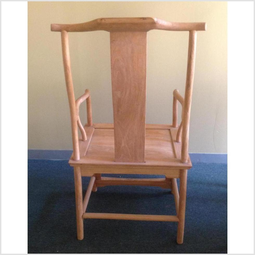 Natural Yoke Back Chairs