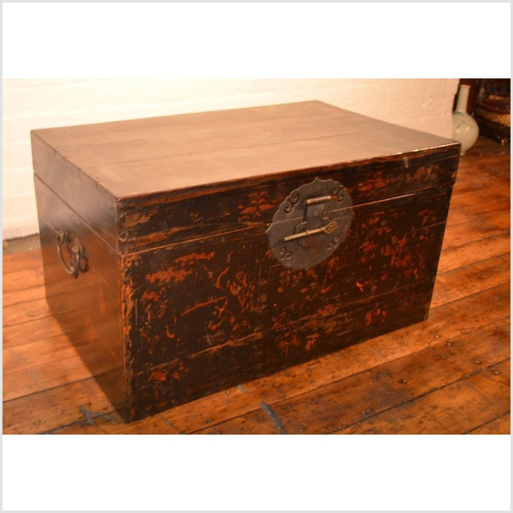 Original Finish Trunk
