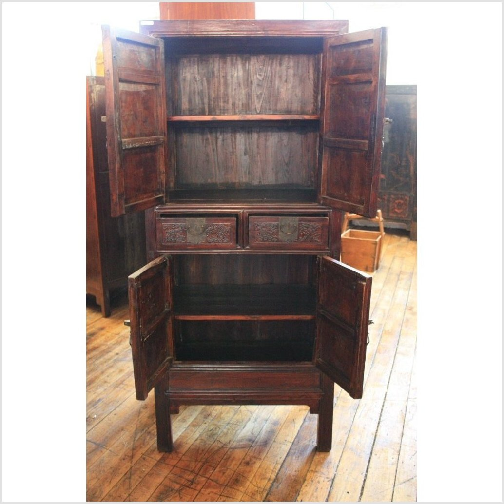 Original Lacquer Narrow Cabinet