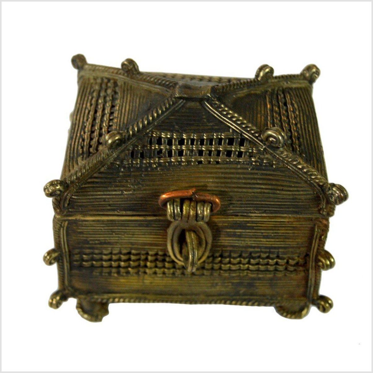 Orissa Miniature Treasure Box