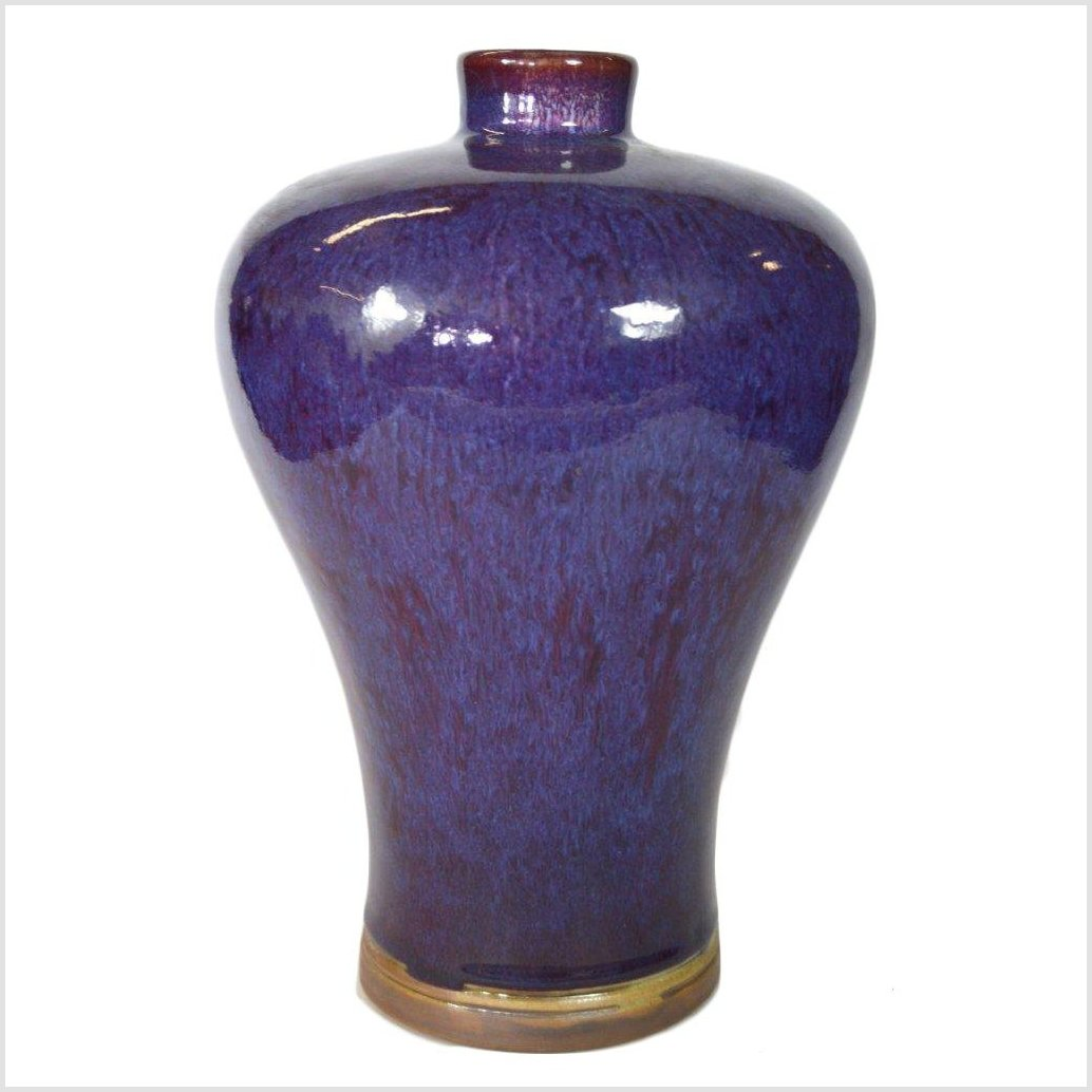 Prem Glazed Ceramic Vase
