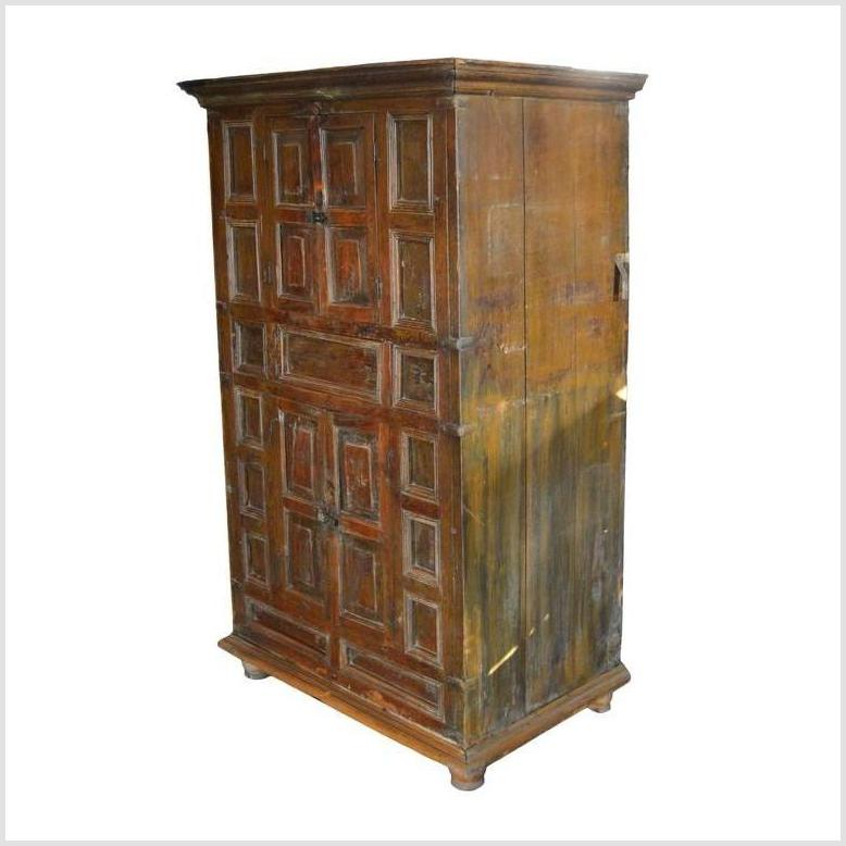 19th Century Indian Cabinet