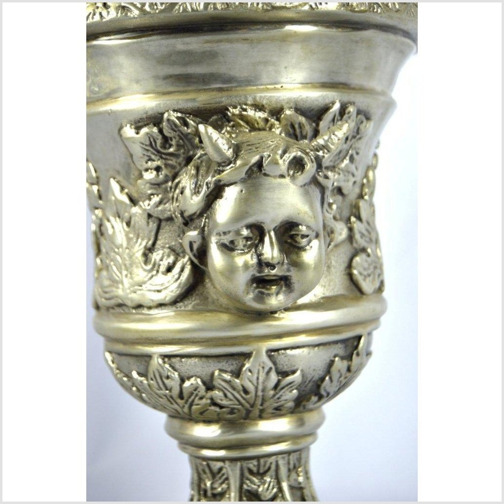 Silver Plate Urn
