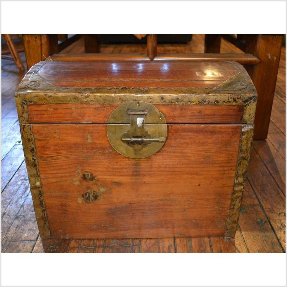 Small Domed Chest/Trunk