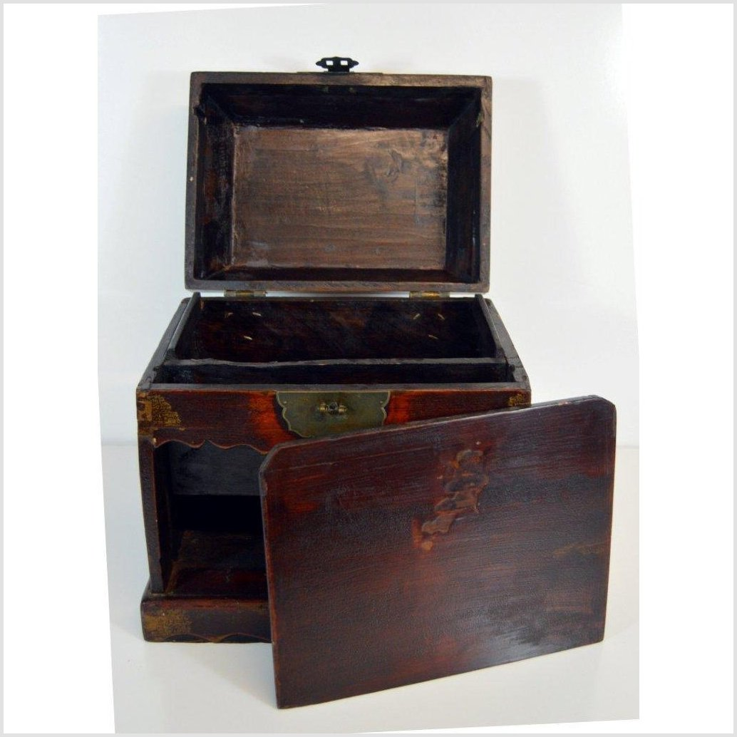 Small Wooden Chest
