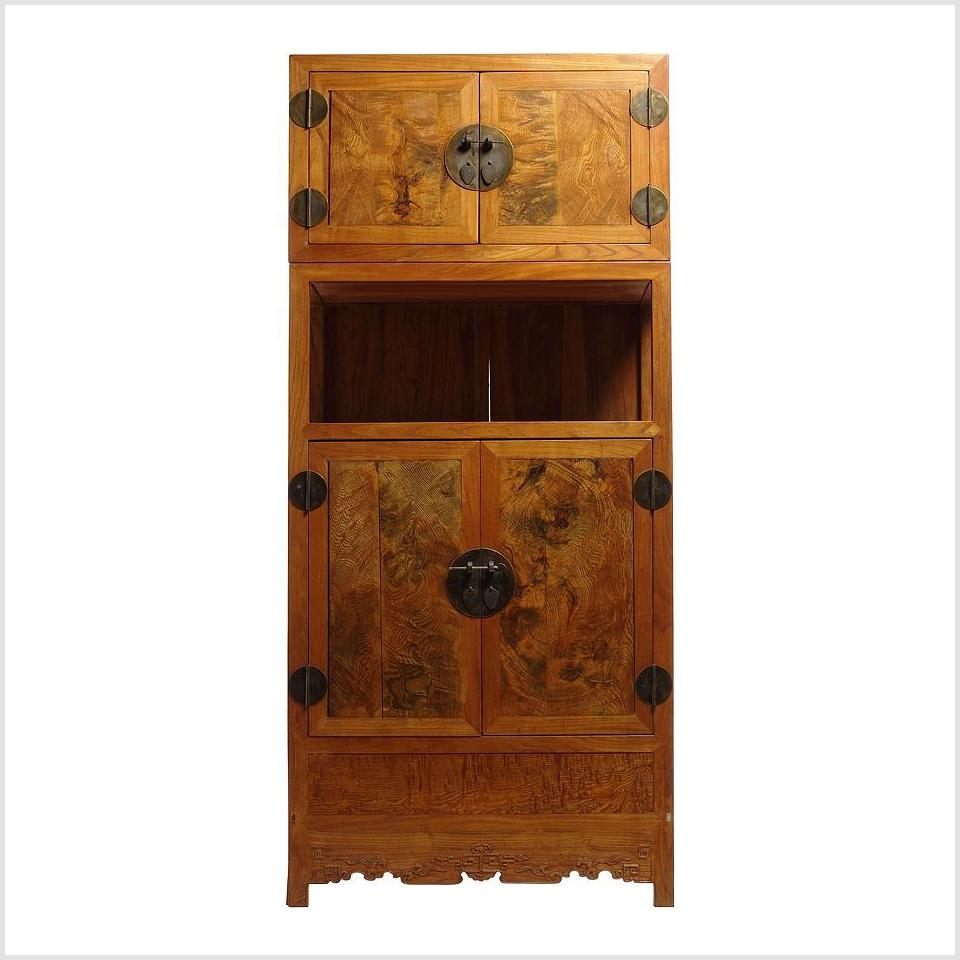 Two Section Cabinet