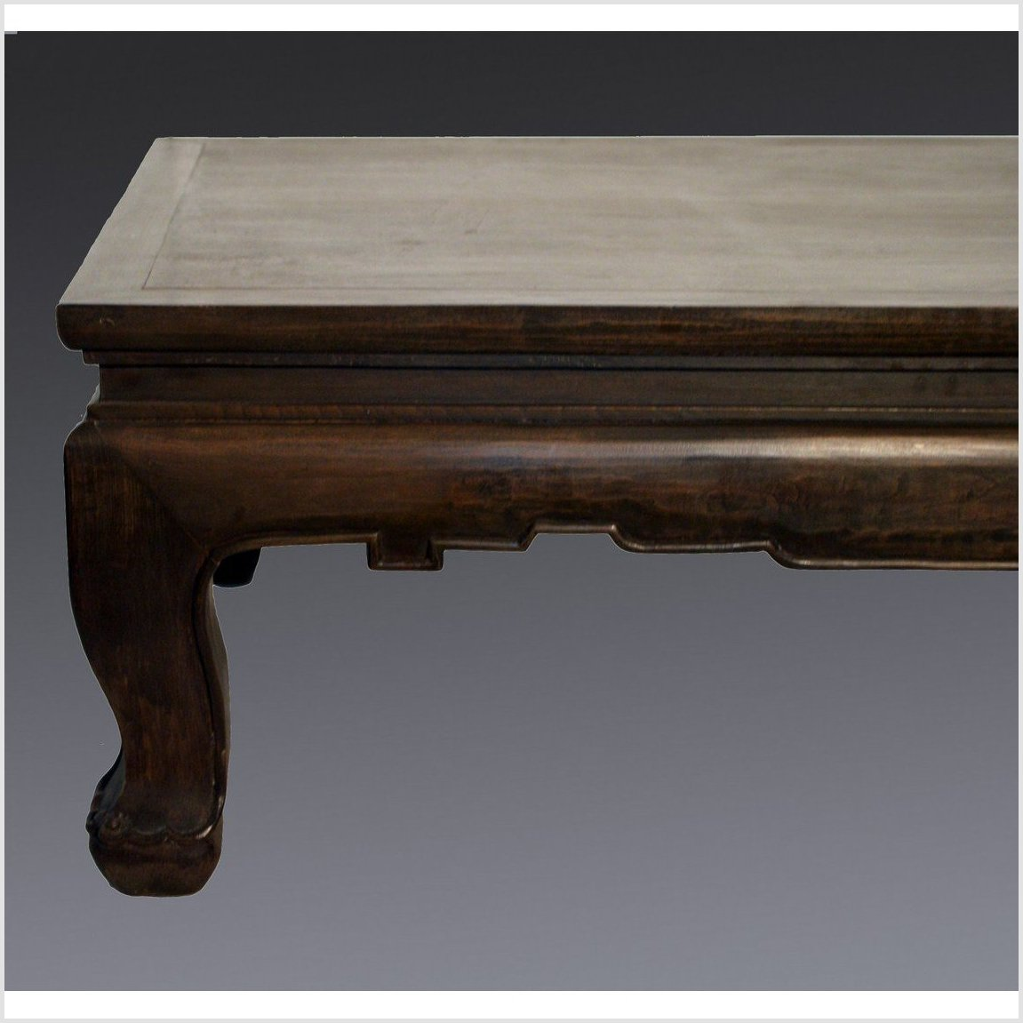Thai  Teakwood Carved Coffee Table