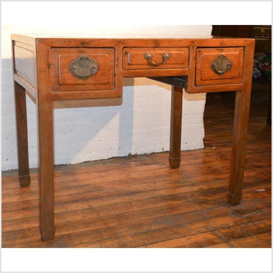 Three Drawer Desk/Console Table