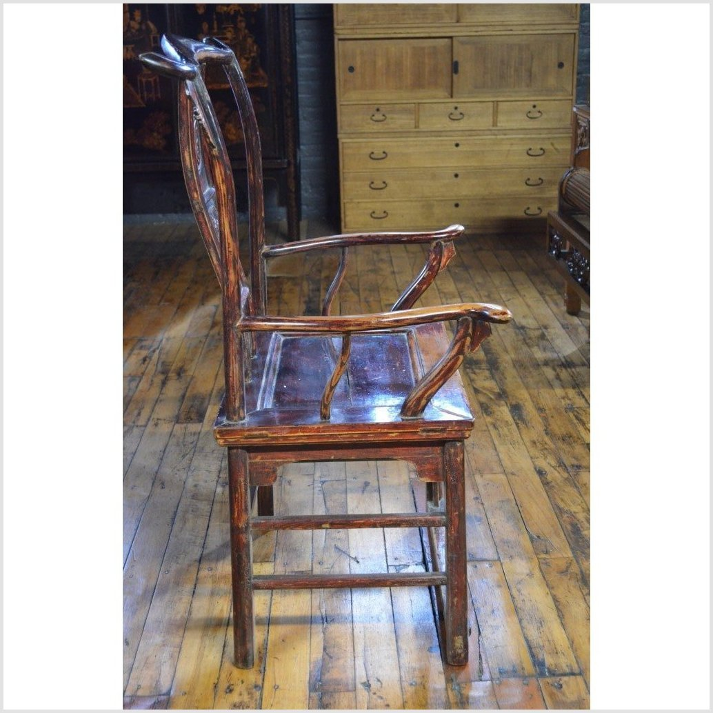 Yoke Back Chair