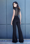 Alaina V-Neck Jumpsuit