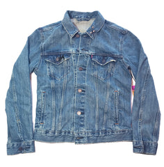 COLD WAR KIDS PATCH DENIM JACKET