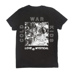 Love is Mystical Spring '17 Tour Black T-Shirt