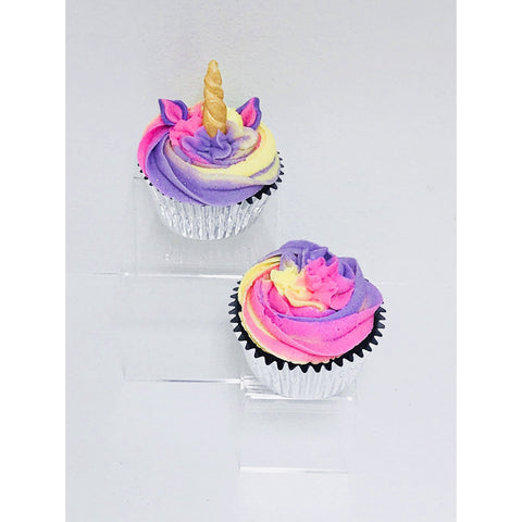 Unicorn Cupcakes by the Dozen