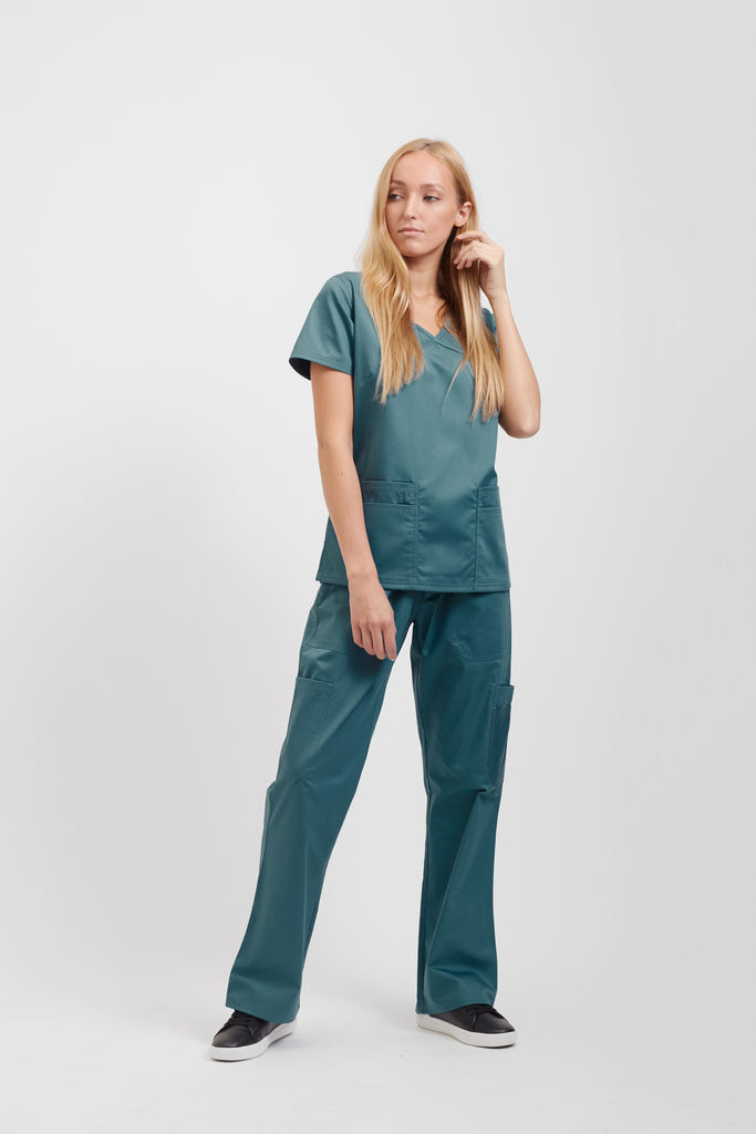 Aegean Blue Medical Scrubs