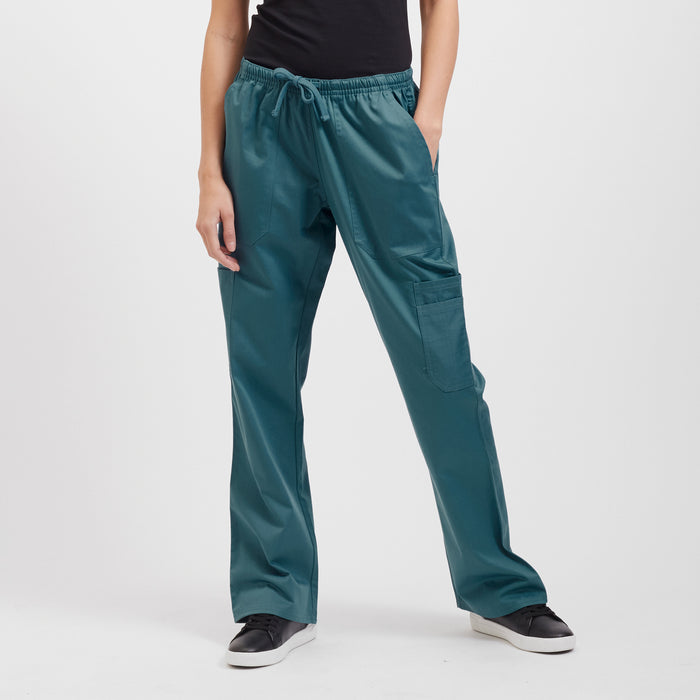 Women's Classic Fit Medical Pant Aegean Blue