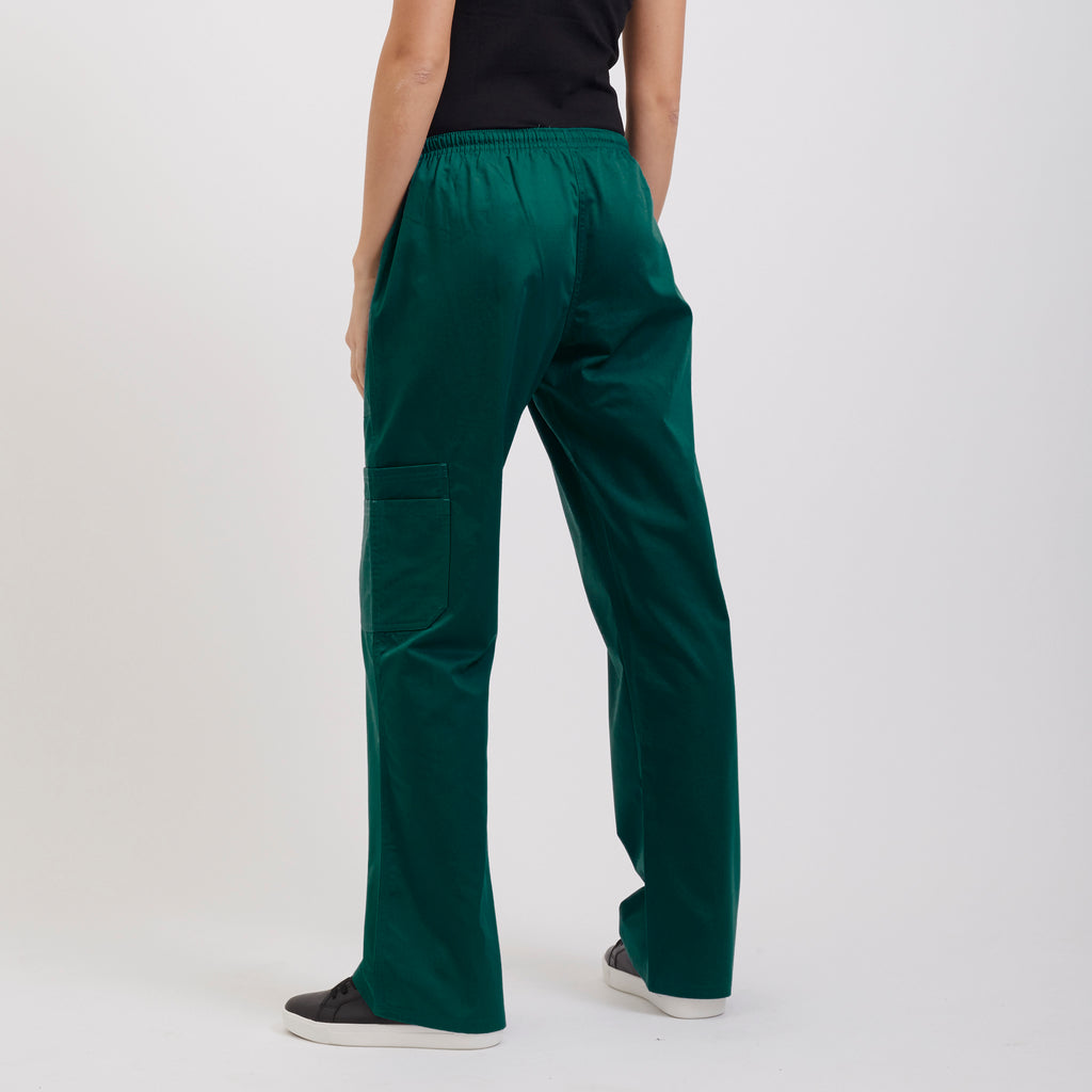 Comfortable women's scrub pant