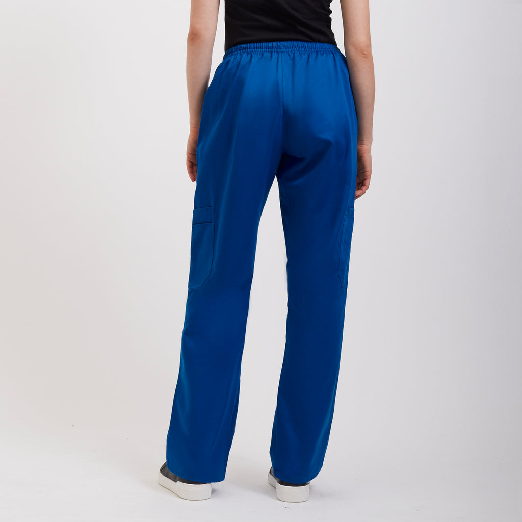 Women's Classic Fit Pant Royal Blue