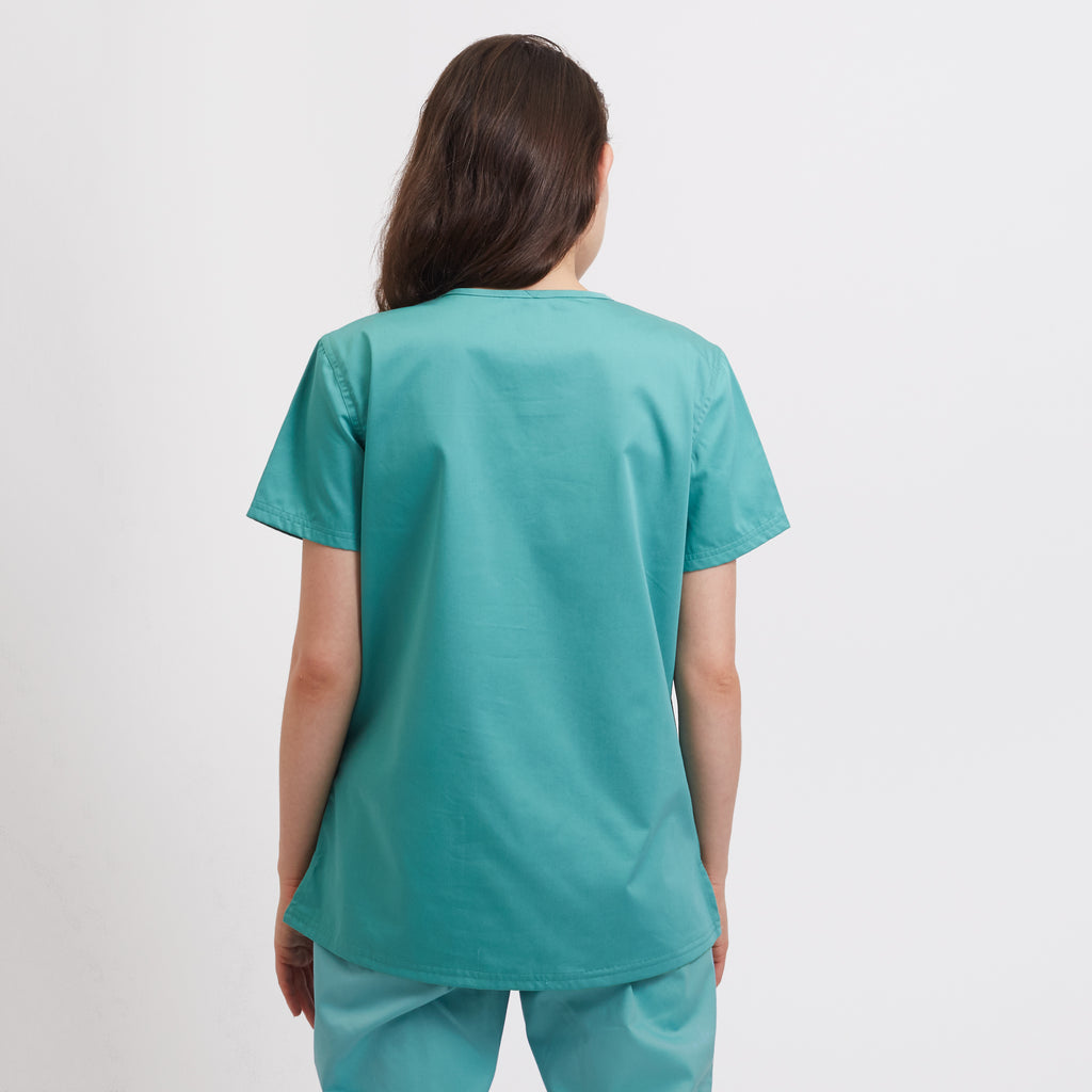 Sea Blue Medical Scrubs for Women