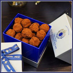 Boite Colonna 31 pieces of truffles