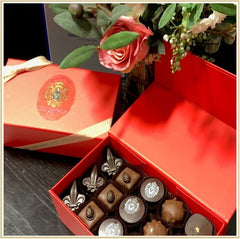 Boite Rouge Valentine's Limited