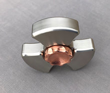 Focus Gamma Stainless Steel with Copper button
