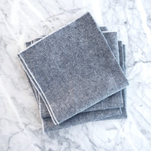 Dinner Napkin / Blue Denim Chambray