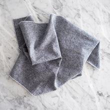 Hand Towel / Blue Denim Chambray
