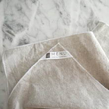 Hand Towel / Flax Chambray