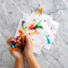 Cocktail Napkin Set / Colorful Confetti
