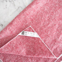Hand Towel / Red Chambray