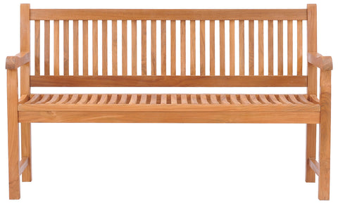 Teak Wood Elzas Bench, teak benches
