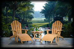 Teak Patio Lounge and Reclining Furniture