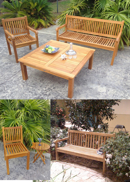 teak elzas collection
