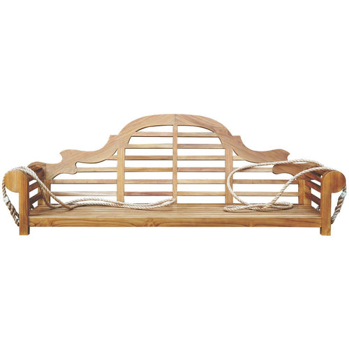 Teak Lutyens Double Swing - Chic Teak