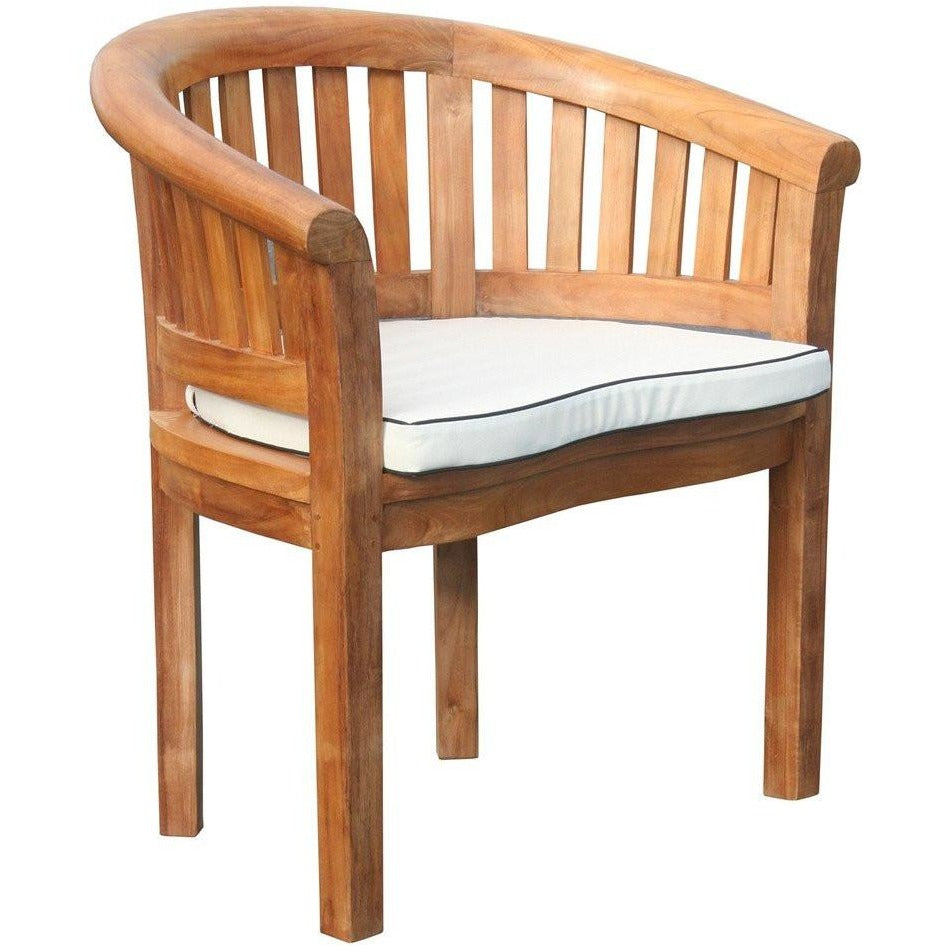 Cushion For Peanut Chair/Barstool - Chic Teak
