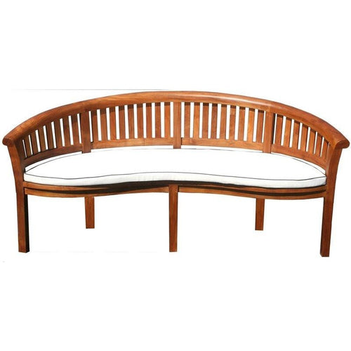 Cushion For Double Peanut Bench - Chic Teak