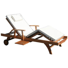 Cushion For Bahama Pool Lounger - Chic Teak