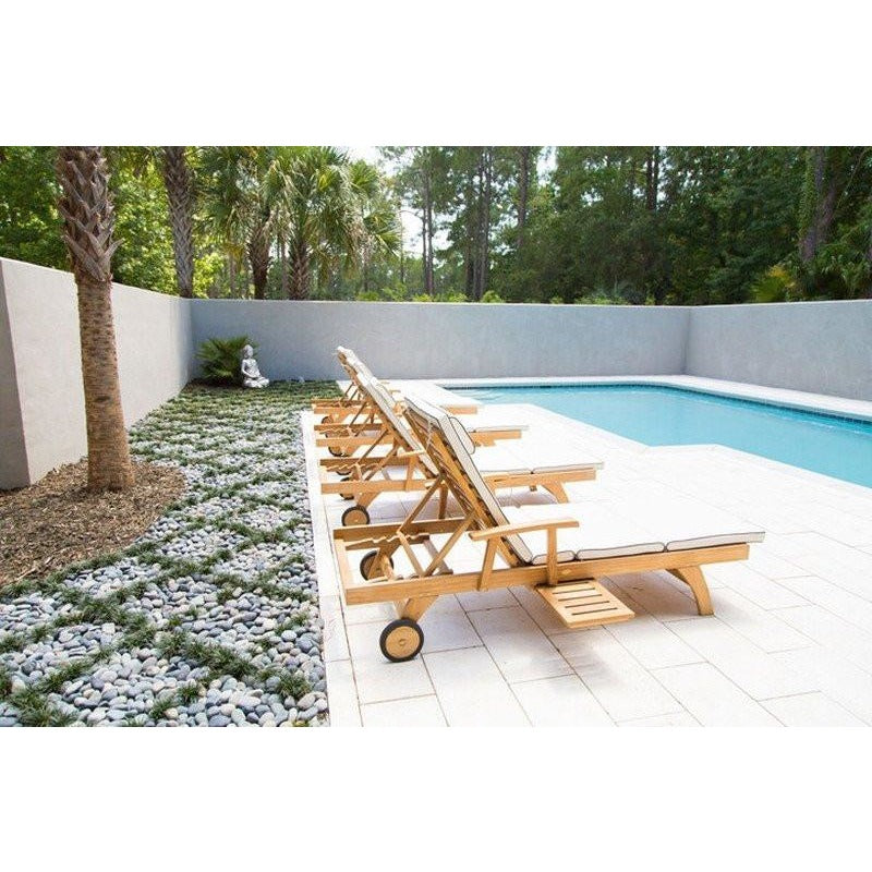Cushion For Bahama Pool Lounger by Chic Teak only $202.88
