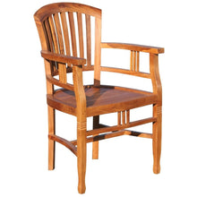 Teak Wood Orleans Arm Chair - Chic Teak