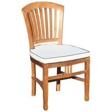 9 Piece Teak Wood Orleans Table/Chair Set With Cushions - Chic Teak