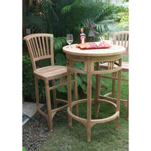Teak Wood Orleans Counter Stool